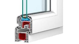В доме с современными стеклопакетами теплее на 4-5 С°