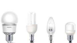 Энергосберегающая лампа больше обычной